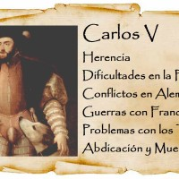Tema 5 - Carlos V de Alemania, I de España