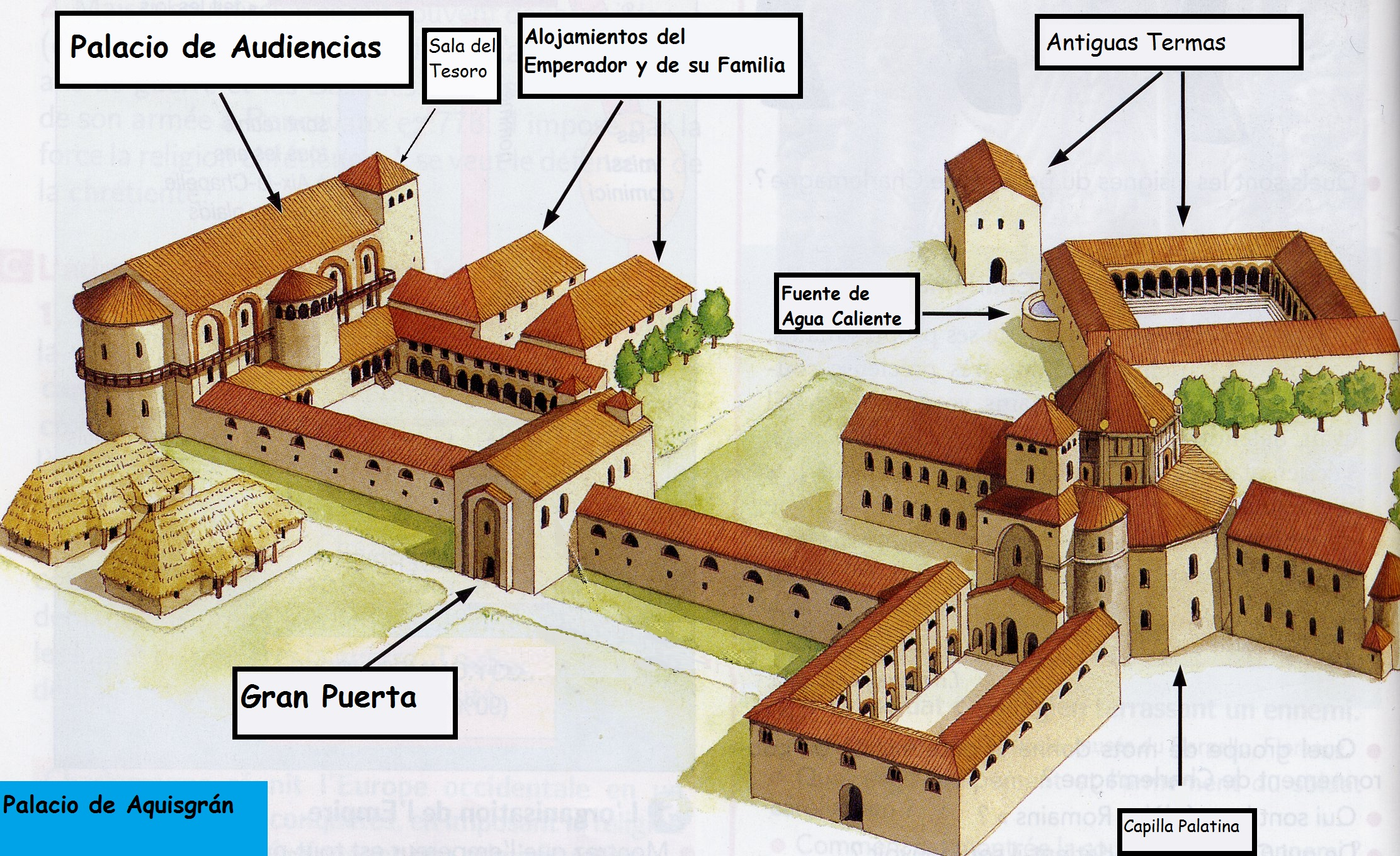 Palacio Edad Media Tema 1 – la Alta Edad Media «
